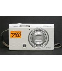 กล้องฟรุ้งฟริ้ง Casio ZR50 สีขาว