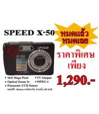 กล้อง SPEED X50 มือสองสภาพใหม่ 99