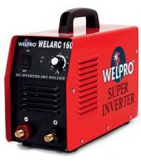 เครื่องเชื่อมอินเวอร์เทอร์ WELPRO 160
