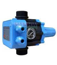 SIAMHW 1.5X1.5 สวิทช์ควบคุมปั๊มน้ำ ขนาด 1.5นิ้วx1.5นิ้ว (เปลี่ยนปั๊มน้ำธรรมดาเป็นปั๊มอัตโนมัติ)
