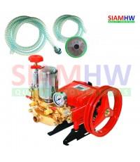 SIAMHW ปั๊มพ่นยา 3สูบ S.Diamond เพชร (หม้อลม) SD-30