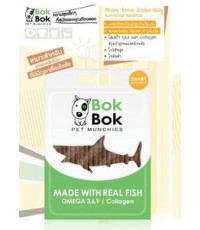 ขนมสุนัข Bok Bok Shark Bone Stick 150 g.
