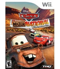 Cars Mater National Championship Wii