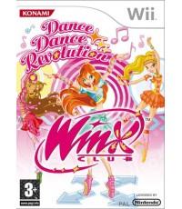 Dance Dance Revolution Winx Club Wii