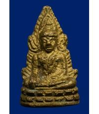 พระพุทธชินราชอินโดจีน พิมพ์ต้อหน้าใหญ่ ไม่ตอกโค๊ต