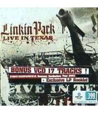 VCD+CD Linkin Park - Live In Texas