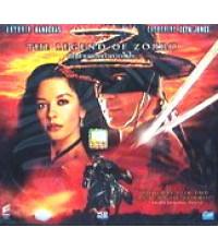 VCD The Legend Of Zorro - ศึกตำนานหน้ากากโซโร