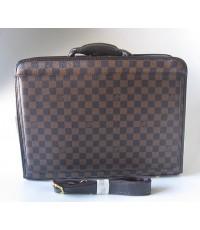 กระเป๋าใส่เอกสาร โน้ตบุ๊ค Louis Vuitton  ลายสก็อตน้ำตาล