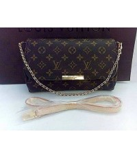 louis vuitton monogram Favorite  สายโซ่