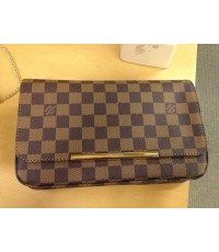 Louis Vuitton Damier Ebene Canvas Hoxton PM N41257