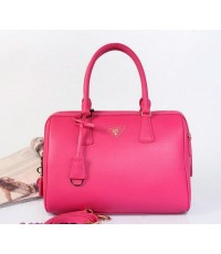 PRADA BN0823 Saffiano Leather Bag บานเย็น