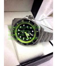 นาฬิกา Diamond Black Rolex Deep Sea in DLC / PVD