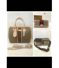 Gucci  Bag set 3 ใบ
