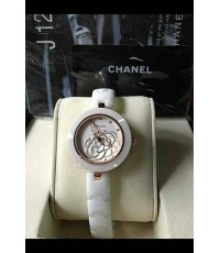 CHANEL J12 Limited Edition Flower