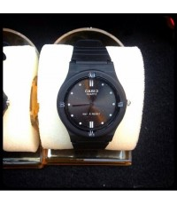 นาฬิกา Casio standard analog leather
