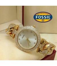 นาฬิกา FOSSIL Watch พิ๊งโกลด์
