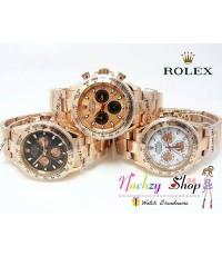 นาฬิกา Rolex Cosmograph Daytona Everose Gold 2010 Automatic