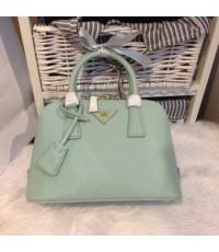 Prada BL0838  Saffiano Lux Handbag ใบเล็ก 10 นิ้ว