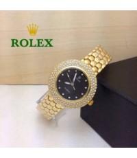 Rolex สายทองล้วน