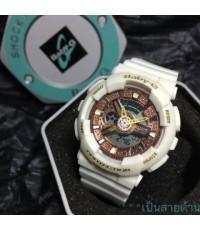 นาฬิกา Baby G ระบบอนาลอค