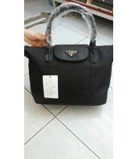 กระเป๋า Prada BN2107 - Tessuto Nylon Tote Bag ปาก 15