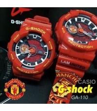 นาฬิกา G-shock By CASIO Man u