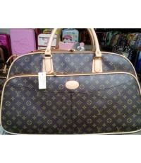 Louis Vuitton suitcase luggage rolling travel bag 22 นิ้ว