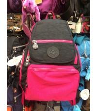 กระเป๋าเป้ KIPLING สีทูโทนฝาปิด