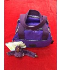กระเป๋า Kipling รุ่น 3 ช่องโค้งเล็ก