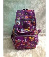 กระเป๋าเป้ Kipling  9 นิ้ว สูง 13 ไม่มีลิง