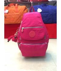 กระเป๋าเป้ KIPLING สีพื้นฝาปิด 13 นิ้ว