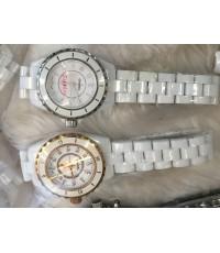 นาฬิกา Chanel J12  Watch White Dial