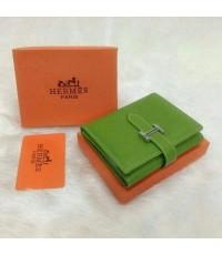 Hermes Wallet พับสั้น