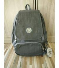 กระเป๋าเป้ KIPLING สีพื้นฝาปิด 14 นิ้ว