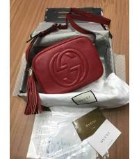 Gucci soho leather disco bag
