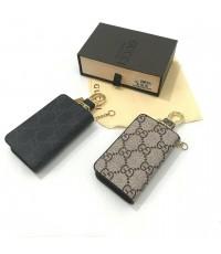 พวงกุญแจ Gucci Key And Change Holder ใส่เหรียญแบน