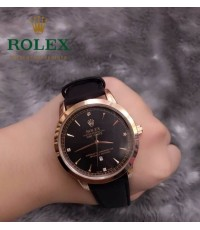 นาฬิกา Rolex สายหนัง