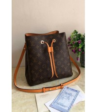 Louis Vuitton Monogram Canvas Neonoe Bag