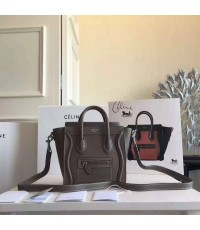 Celine Mini luggage boston tote bag 8 นิ้ว