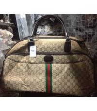 กระเป๋าเดินทาง Gucci Keepall ทรงหมอน  22 นิ้ว