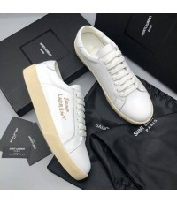 SAINT LAURENT CANVAS SNEAKER