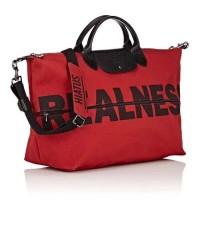 Longchamp Oliver Realness  Expandable Travel Bag