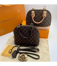 Louis Vuitton Monogram Alma BB Bag 10 นิ้ว