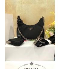 กระเป๋า Prada Nylon belt bag