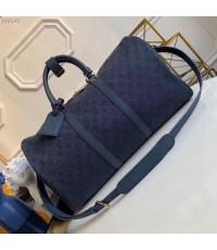 กระเป๋าเดินทาง Louis Vuitton  CHALK NANO KEEPALL  45