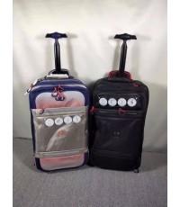 กระเป๋าเดินทาง DELSEY แบรนด์ดังฝรั่งเศส ของแท้
