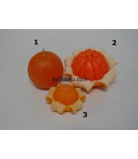 เทียนหอมรูปส้ม