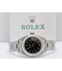 นาฬิกาRolex lady หน้าดำ369 มีใบการันตีศูนย์ค่ะ