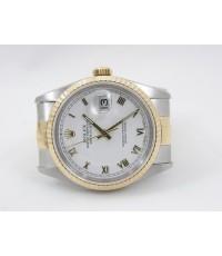 นาฬิกาโรเล็กคิงไซส์ หน้าขาวโรมัน สภาพสวย มีอุปกรณ์ครบค่ะ