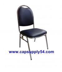 ้เก้าอี้จัดเลี้ยงหัวโค้ง พนักพิงใหญ่ CAP11-18